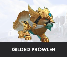 GILDED PROWLER MOUNT BOOST