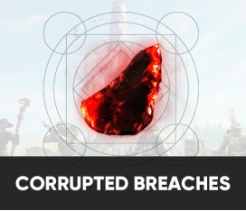 Corrupted Breaches
