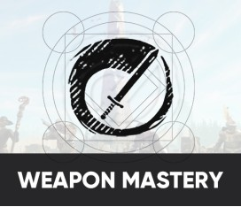 Weapon Mastery 1-20 Leveling