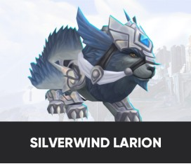 SILVERWIND LARION MOUNT BOOST