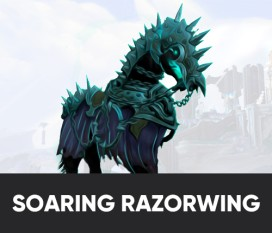 SOULBOUND GLOOMCHARGER'S REINS MOUNT BOOST