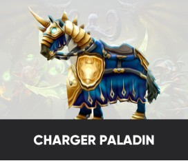 CHARGER PALADIN MOUNT BOOST