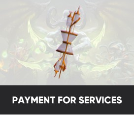 Hourly payment for services