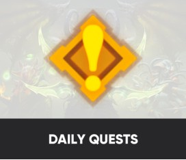 TBC DAILY QUESTS BOOST