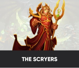 TBC THE SCRYERS REPUTATION BOOST