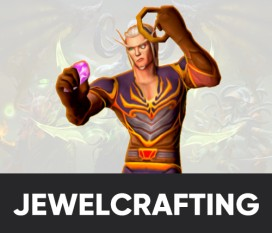 TBC JEWELCRAFTING LEVELING PACKAGE