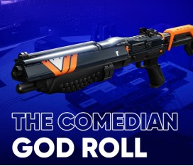 The Comedian God Roll Boost